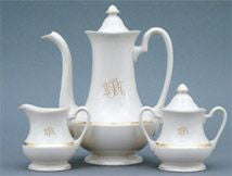 Tea Set  - Pickard Signature Barbara Style