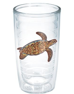 Monogrammed Guy Harvey Sea Turtle Tervis Tumbler