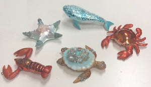 Sea Life Ornaments