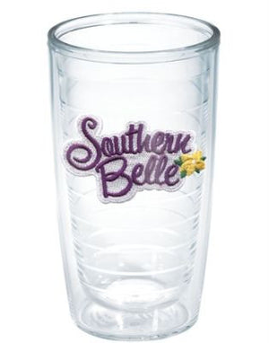 Monogrammed Southern Belle Tervis Tumbler