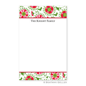 Suzani Holiday Notepad