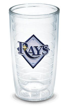 Monogrammed Tampa Bay Rays Tervis Tumbler