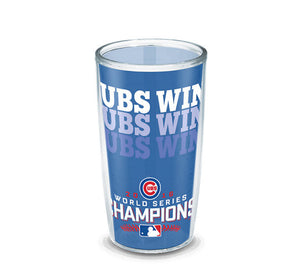 Sports Teams Cubs World Series Tervis