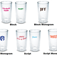 College Series Emory University Tervis Tumbler