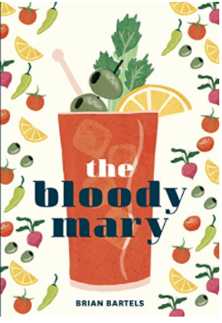 Bloody Mary Hardcover Book