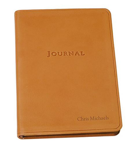 Traditional Leather Travel Journal
