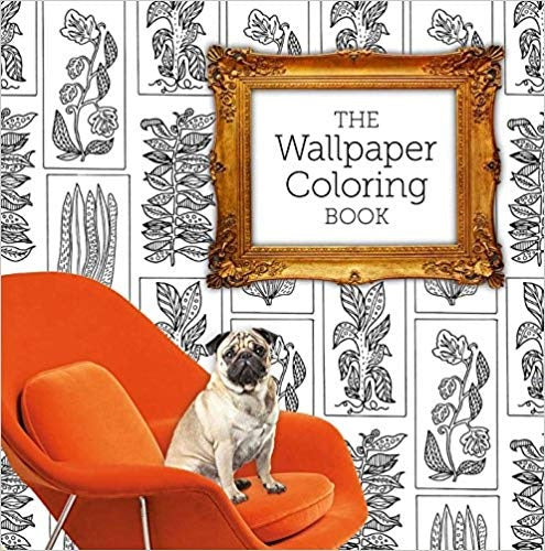 Wallpaper Coloring Book