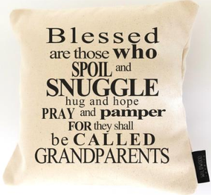 Blessed Are Those Who Spoil Pillow