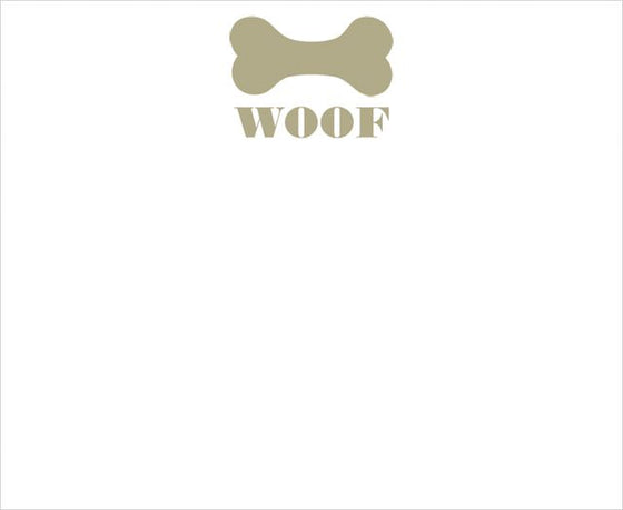 Woof! Notepad