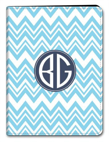 Personalized Zig Zag iPad 2/3/4 Folio