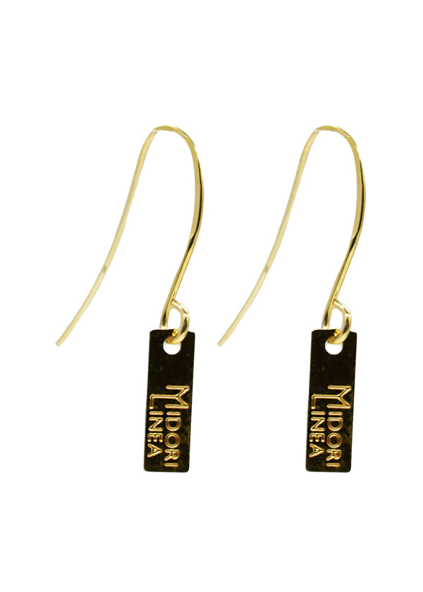 LIVEOUTLOUD LOGO PAIR EARRING (Fresh)