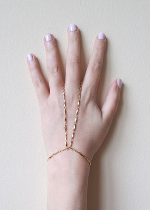 ANYA TRIANGLE HANDCHAIN (A SOLD OUT)
