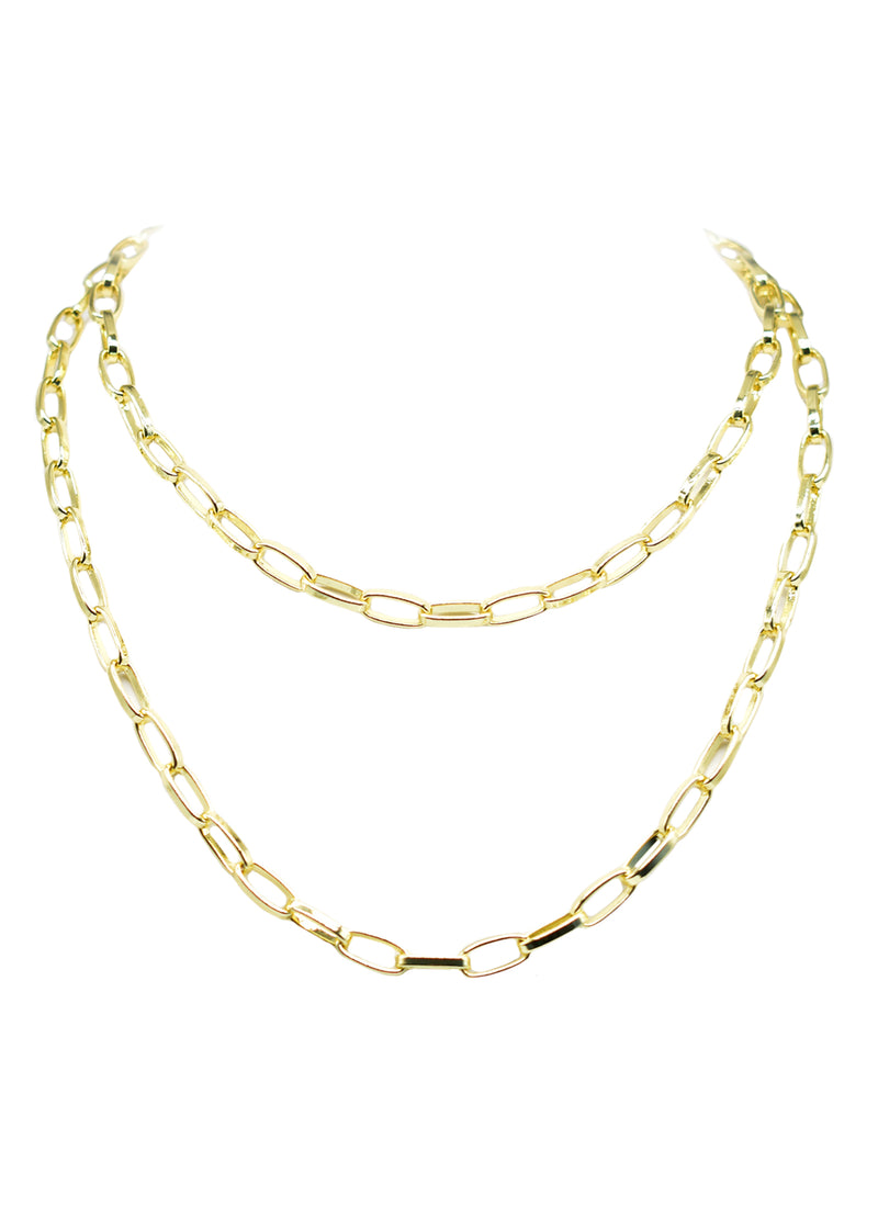 ANGELINA CHOKER TIER NECKLACE (FRESH)