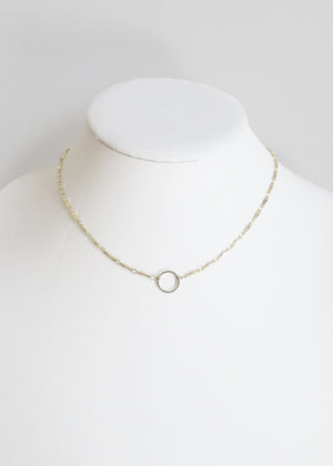ANYA MONTANA CHOKER NECKLACE