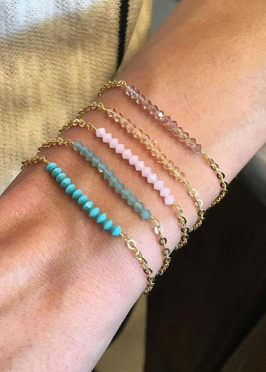 SHANIA BRACELET TURQUOISE (SOLD OUT)