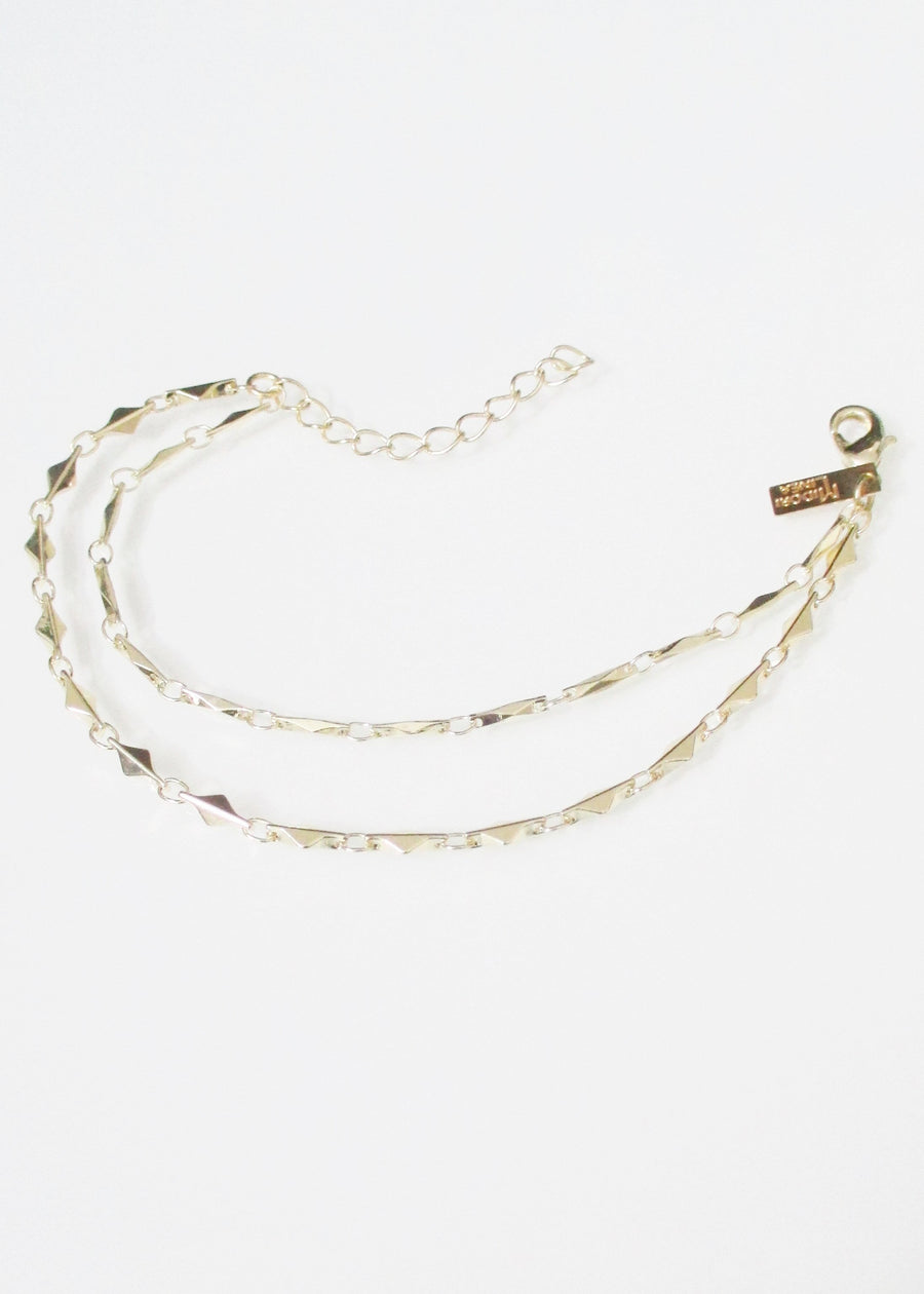 ANYA ARIANNA TIERED BRACELET (A SOLD OUT)