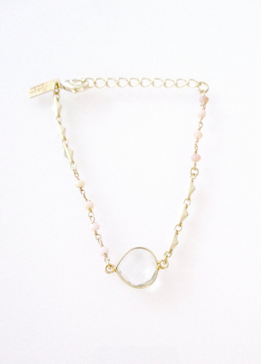 MILA BRACELET CLEAR (SOLD OUT)
