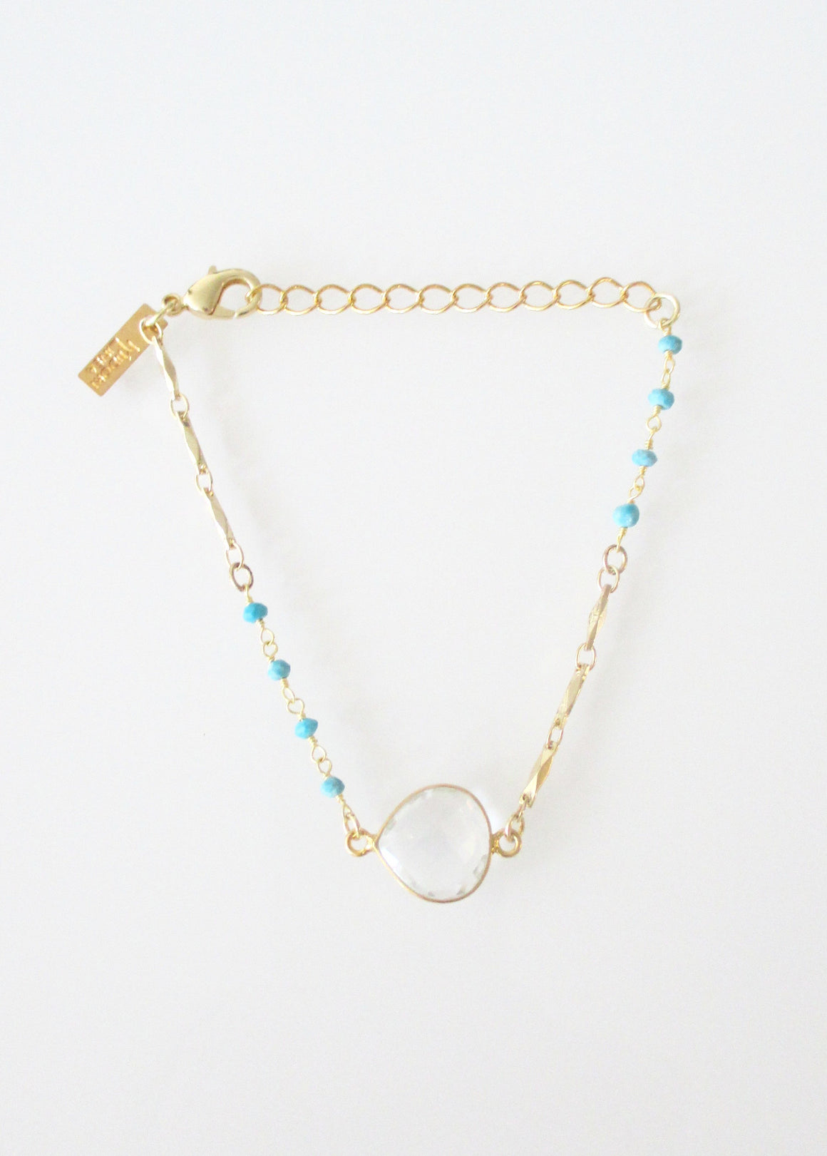 MITA BRACELET CLEAR QUARTZ (SOLD OUT)