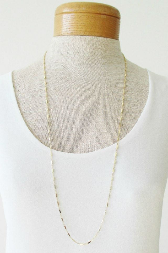 KARA SOLO NECKLACE (SOLD OUT)