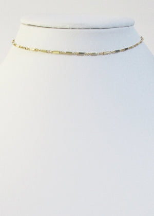 KARA CHOKER NECKLACE