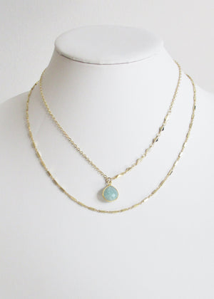 LIVEOUTLOUD ARIANNA CABLE AMAZONITE