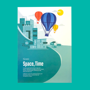 Poster - Space, Time
