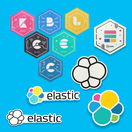 Elastic - Sticker Pack