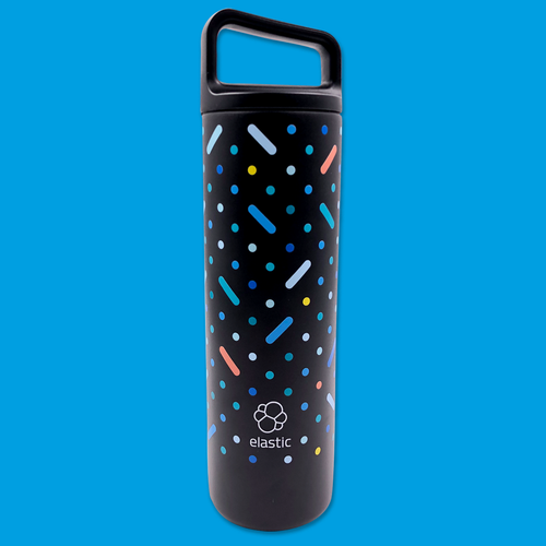 Elastic - Black MiiR Bottle