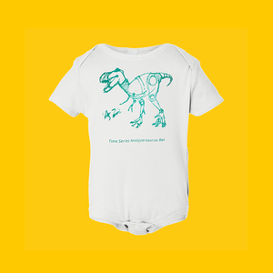 Elastic Onesie - Time Series Analyzersaurus Rex
