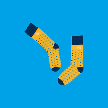 Kibana Socks - Yellow Dot Graph