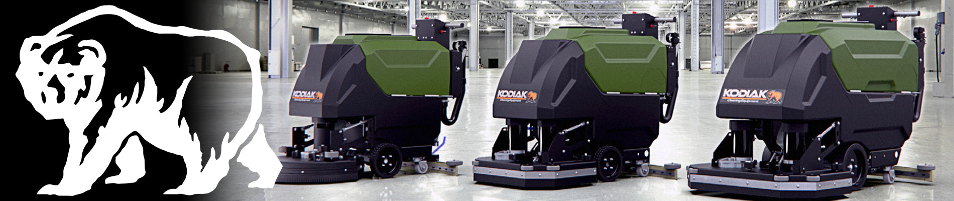 Kodiak Floor Cleaning Equipment