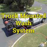 Truck Mounted Wash System