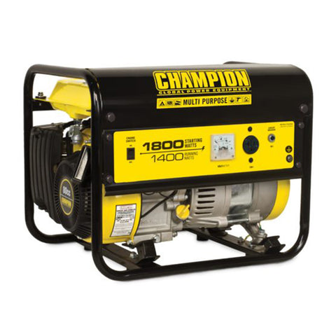 Champion 1400 Watt Portable Generator