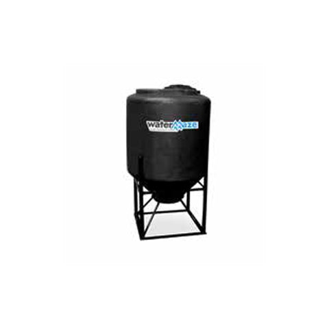 WaterMaze 150 Gallon Cone Bottom Storage Tank