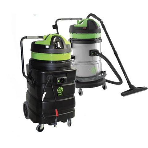 IPC Eagle 24 Gallon 400 Pump Out Series Wet/Dry Vacuum