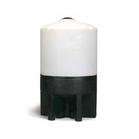 WaterMaze 310 Gallon Cone Bottom Polyethylene Storage Tank
