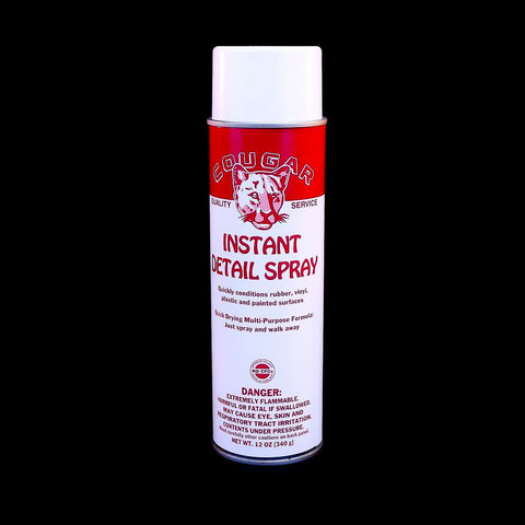 Cougar Instant Detail Spray