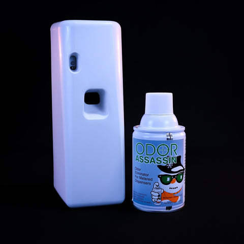 Odor Assassin for Automatic Dispensing Cabinets - Mountain Snow