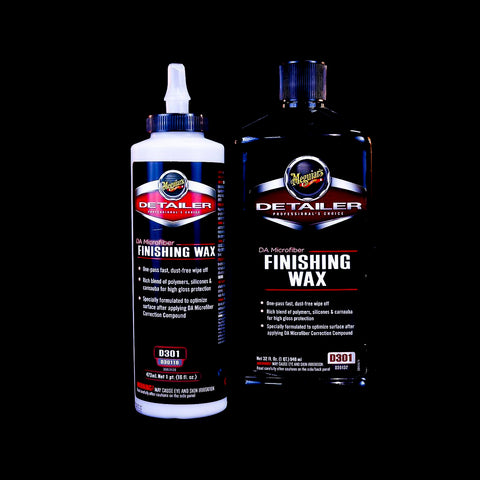 Meguiar's Finishing Wax