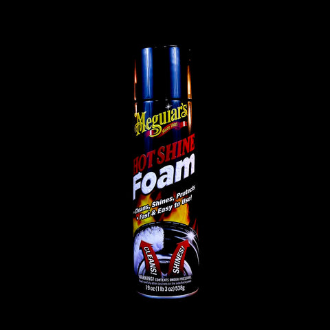 Meguiar's Hot Shine Foam