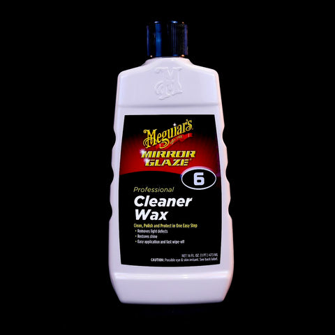 Meguiar's Cleaner Wax 6