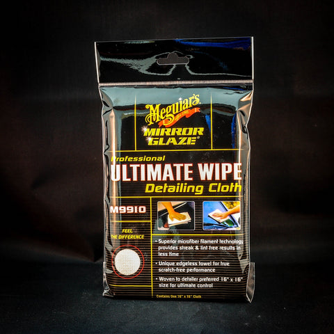Meguiar's Professional Ultimate Wipe Detailing Cloth