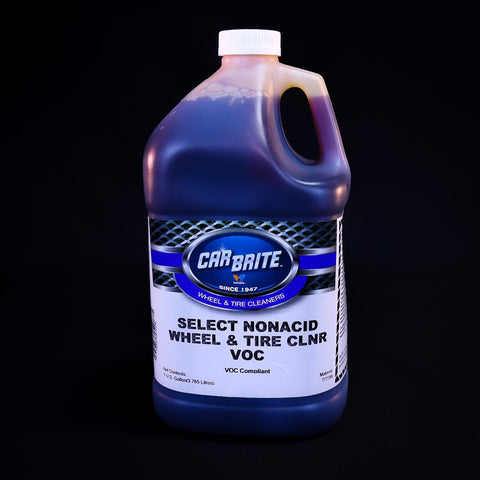 Select Non-Acid Wheel Cleaner