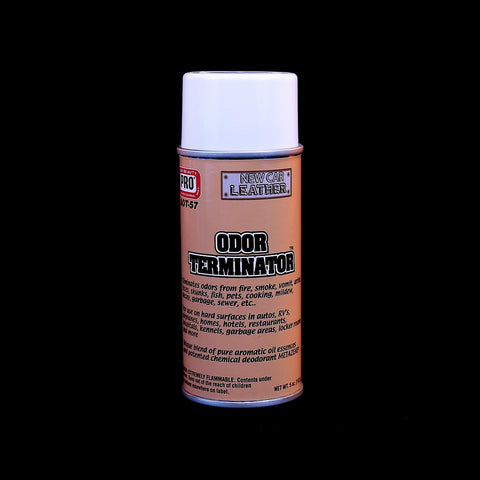 Odor Terminator - New Car Leather