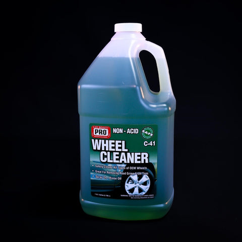 Pro Non-Acid Wheel Cleaner