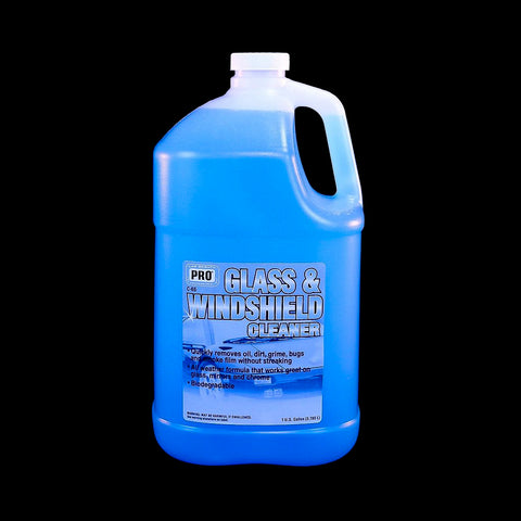 Pro Glass & Windshield Cleaner