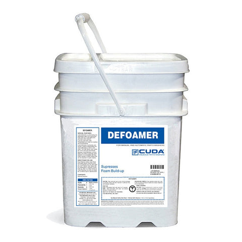 Cuda 8.725-996.0 Defoamer 4 x 1 Gallon (Case)