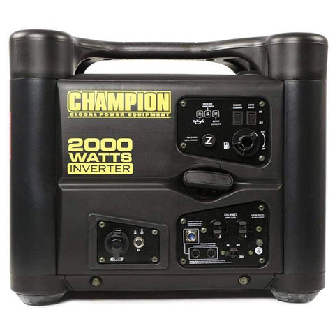 Champion 2000 Watt Inverter Portable Generator