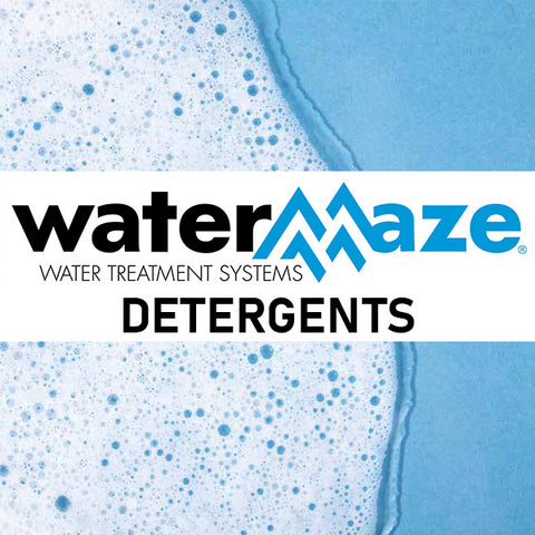 WaterMaze Quick Release, Low Phosphate All Purpose Detergent