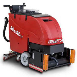Factory Cat MiniMag Floor Scrubber Rental